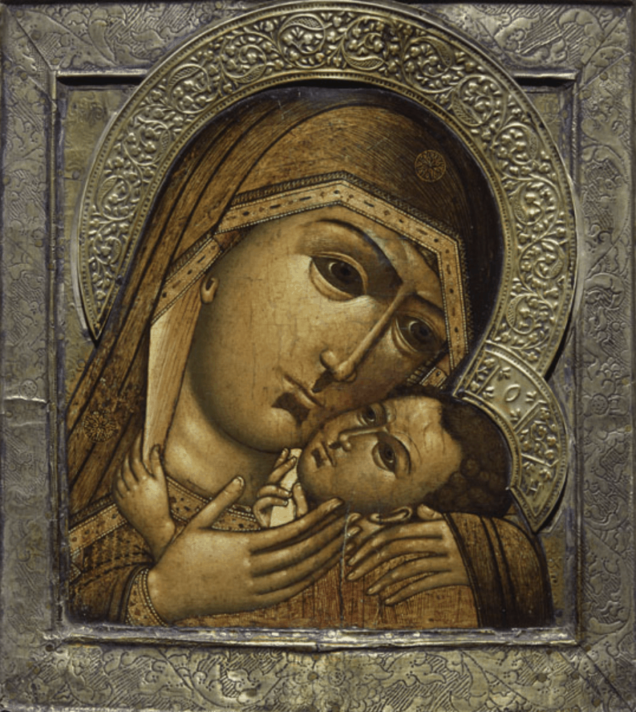 The mother of Jesus is a model for suffering well with faith.